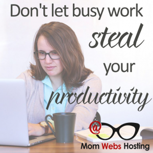Don't Let Busy Work Steal Your Productivity: Use The 80/20 Rule