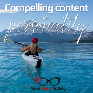 The Three Characteristics of Compelling Content