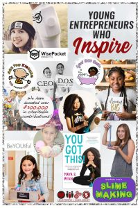 young entrepreneurs who inspire